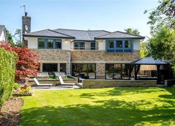 Thumbnail 5 bed detached house to rent in Delahays Drive, Hale, Altrincham, Cheshire