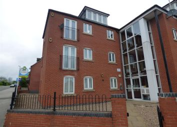 Thumbnail 2 bedroom flat for sale in Bruntings Court, Mansfield