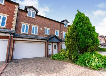 Thumbnail 3 bed terraced house for sale in Guardians Court, Ponteland, Northumberland, Town House