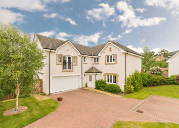 Thumbnail 5 bed detached house for sale in 45 Jubilee Park, Peebles