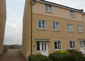 Thumbnail 4 bed town house to rent in Masons Drive, Great Blakenham, Ipswich