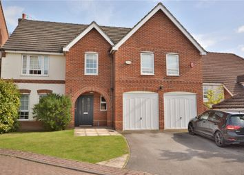 Thumbnail 5 bed detached house for sale in Stoneleigh Garth, Moortown, Leeds, West Yorkshire