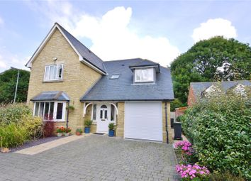 Thumbnail 4 bed detached house for sale in Hunters Chase, Ongar, Essex