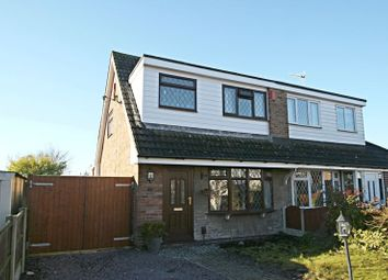 Thumbnail 3 bed semi-detached house for sale in Peak Dale Avenue, Stoke-On-Trent