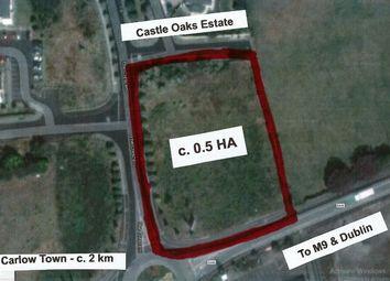 Thumbnail Property for sale in 1.4 Acres (0.5 Ha), Castle Oaks, Carlow Town, Carlow