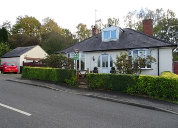 Thumbnail 3 bed detached bungalow for sale in Brookside Road, Breadsall, Derby