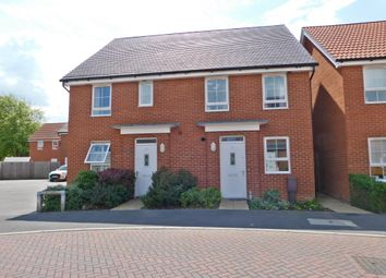 Thumbnail 2 bed semi-detached house for sale in Cockerell Close, Lee-On-The-Solent