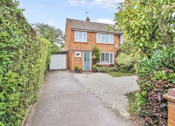 Thumbnail 3 bed semi-detached house for sale in Chobham, Woking, Surrey
