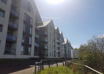 Thumbnail 1 bed flat for sale in Victory Apartments, Swansea