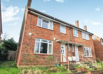 Thumbnail 3 bed terraced house for sale in Thriffwood, Silverdale, London
