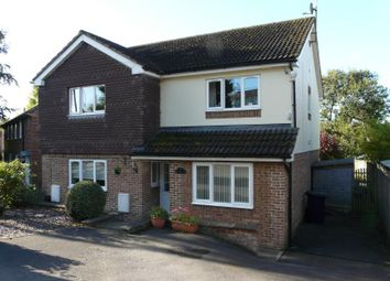 4 bed detached house for sale in Newbury Road, Lambourn, Hungerford RG17