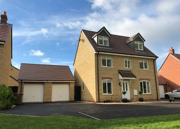Thumbnail 5 bedroom detached house for sale in Talbot Close, Harwell, Oxfordshire