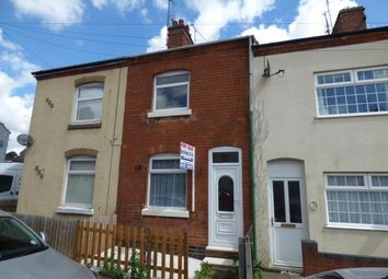 Thumbnail 2 bed terraced house for sale in Queens Road, Hinckley, Leicestershire