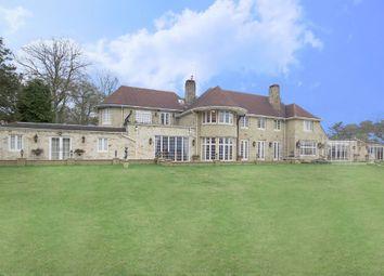 Thumbnail 6 bed detached house for sale in Rickmans Lane, Stoke Poges, Slough