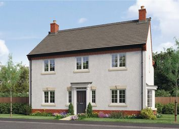 "Thumbnail 4 bed detached house for sale in ""Birchwood"" at Woodcock Way, Ashby-De-La-Zouch"