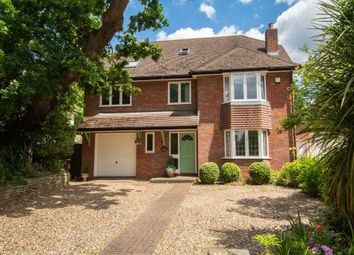 Thumbnail 4 bed detached house for sale in Thornton Grove, Pinner, Middlesex