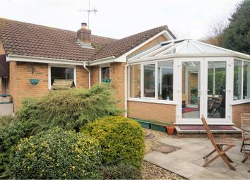 Thumbnail 3 bed detached bungalow for sale in Clevedon Lane, Bristol