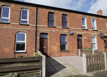 Thumbnail 2 bed terraced house for sale in 16 Three Trees Road, Newbie, Annan, Dumfries & Galloway