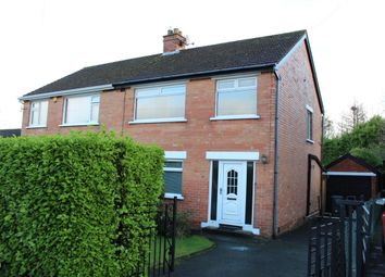 Thumbnail 3 bedroom semi-detached house for sale in Bristow Drive, Gilnahirk, Belfast