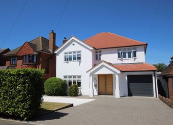 Thumbnail 5 bed detached house for sale in Ruden Way, Epsom
