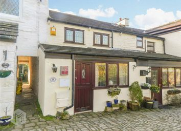 Thumbnail 2 bed cottage for sale in Top Oth Brow, Harwood, Bolton, Lancashire