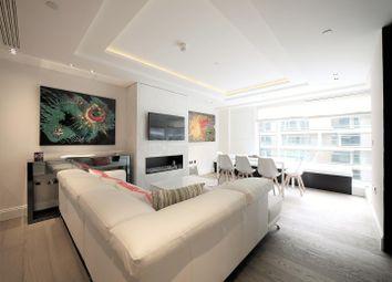 Thumbnail 3 bed flat for sale in High Street Kensington, Kensington
