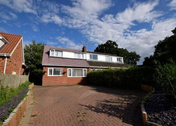 Thumbnail 2 bed semi-detached bungalow for sale in Norwich Road, Wroxham, Norwich