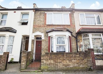 Thumbnail 2 bed terraced house for sale in Brock Road, London