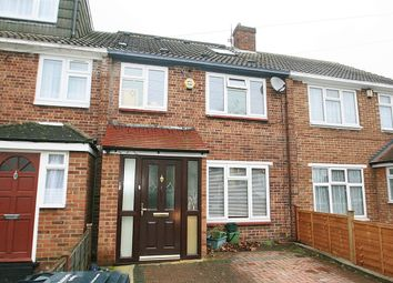 Thumbnail 4 bed terraced house for sale in Ferrymead Avenue, Greenford