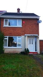 Thumbnail 2 bed end terrace house to rent in Pulford Road, Winsford