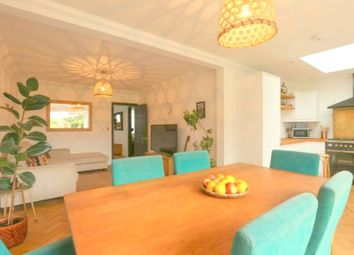 Thumbnail 3 bed semi-detached house for sale in Links Road, Lancing, West Sussex