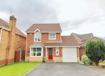 Thumbnail 3 bed detached house for sale in Boothstown Drive, Worsley, Manchester