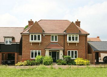 Thumbnail 4 bed detached house for sale in Bowlby Hill, Gilston, Harlow, Hertfordshire