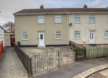 Thumbnail 3 bed terraced house for sale in Harrison Garth, Sherburn Village, Durham