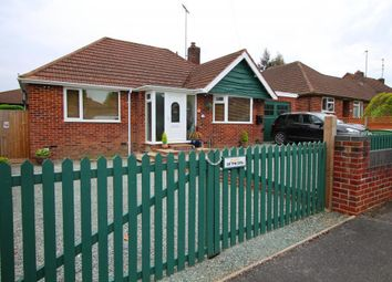 Thumbnail 3 bed detached bungalow for sale in Paddock Road, Newbury