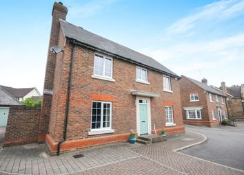 Thumbnail 4 bed detached house for sale in Roselawn Fields, Broomfield, Chelmsford
