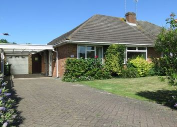 Thumbnail 2 bedroom semi-detached bungalow for sale in Rare Opportunity. Ranelagh Crescent, Ascot, Berkshire