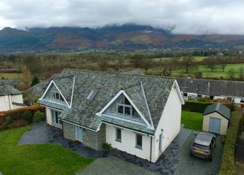 Thumbnail 4 bed detached house for sale in Lakes View, Portinscale, Keswick, Cumbria