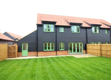 Thumbnail 4 bed semi-detached house for sale in New Ground Road, Aldbury, Tring