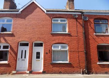 Thumbnail 2 bed terraced house for sale in Wallace Street, Northwich