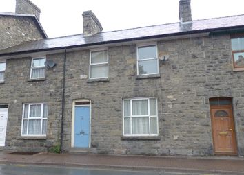 Thumbnail 3 bed terraced house to rent in Castle Street, Builth Wells