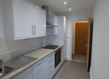 Thumbnail 1 bed flat to rent in Herbert Place, Plymouth