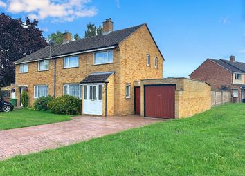 Thumbnail 3 bed semi-detached house for sale in Appleford Drive, Abingdon