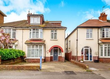Thumbnail 4 bed semi-detached house for sale in Hove Street, Hove, East Sussex, .