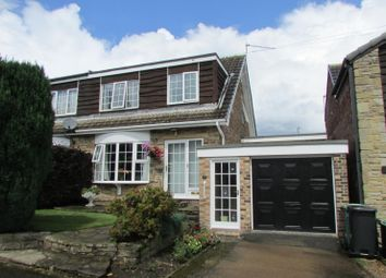 Thumbnail 3 bed semi-detached house for sale in Daleside Avenue, New Mill, Holmfirth