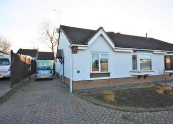 Thumbnail 2 bed semi-detached bungalow for sale in The Chase, Markfield