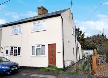 Thumbnail 2 bed semi-detached house for sale in The Street, Salcott, Maldon
