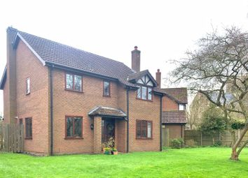 4 bed detached house for sale in Normanby Road, Stow, Lincoln LN1