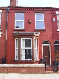 Thumbnail 2 bedroom terraced house to rent in Bradfield Street, Edge Hill, Liverpool