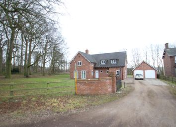 Thumbnail 5 bed detached house to rent in Dimsdale Hall Drive, Wolstanton, Newcastle-Under-Lyme